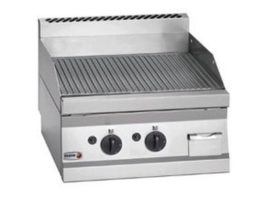 FRY-TOP A GAS FTG6-10 VR