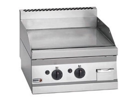 fry-top a gas ftg c6-10 l