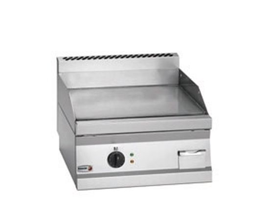fry-top electrico, fte/c6-10 l