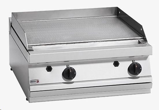 FRY-TOP A GAS FTG7-10 VL