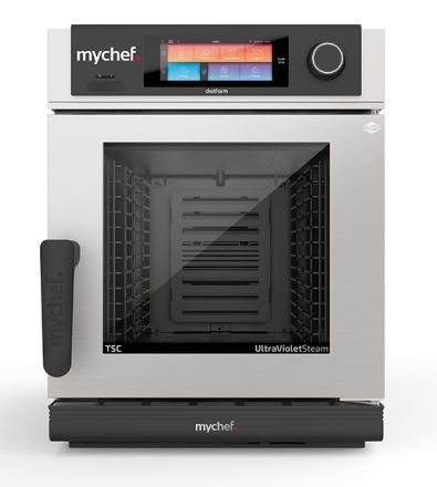 horno mychef evolution s 6gn 2/3