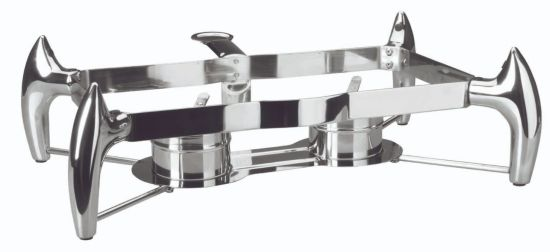 soporte chafing-dish luxe gn 1/1