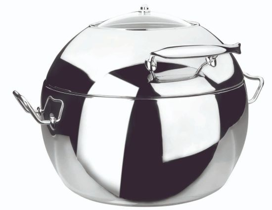 CUERPO CHAFING DISH LUXE SOPA - 11 LTS.