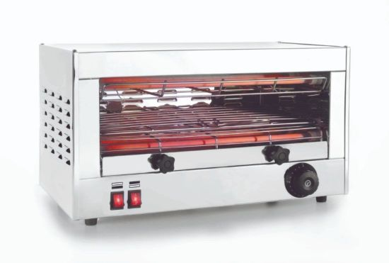 TOSTADOR ELEC.HORZ.PARRILLA SIMPLE 2400W