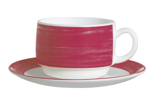 c12 taza te 19cl t brush cherry arc