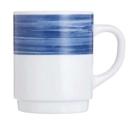 c6 mug 25cl t brush jean arc